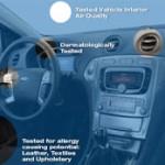 Ford presenta l'auto anallergica