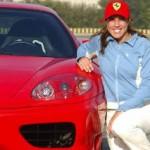 In mostra 'La Ferrari e le donne'