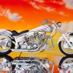 L'Harley registra un calo nel terzo trimestre 2007