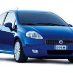 La Fiat Punto Natural Power tra un barolo e un pecorino