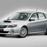 Subaru da record chiude il 2008 con + 42,5%