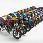 Il nuovo Ducati Monster secondo la Colour Therapy