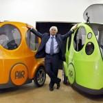 Airpod, la nuova auto ad aria compressa