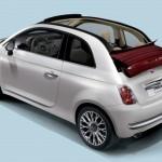 Nuova Fiat 500 Cabrio: nelle concessionarie a Luglio