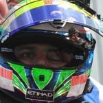Lesione nervo ottico, a rischio la carriera di Massa