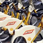 Bike sharing in 119 città, Milano leader