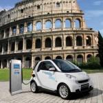 E-mobility Italy: da oggi 100 smart elettriche da assegnare
