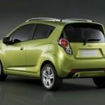 Chevrolet Spark, piccola berlina 5 porte dall'animo sportivo