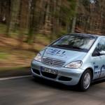 Mercedez-Benz, la nuova classe B F-CELL a trazione elettrica