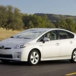 Toyota Prius, auto più ecologica del 2010