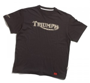La Mcqueen t-shirt di Triumph