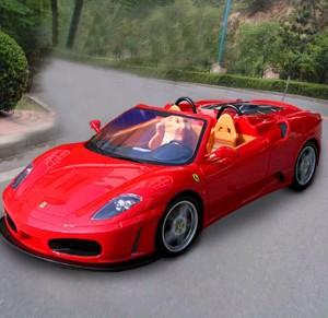 La Ferrari F340 Spider