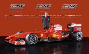 La F60 che parteciperà al prossimo campionato del mondo