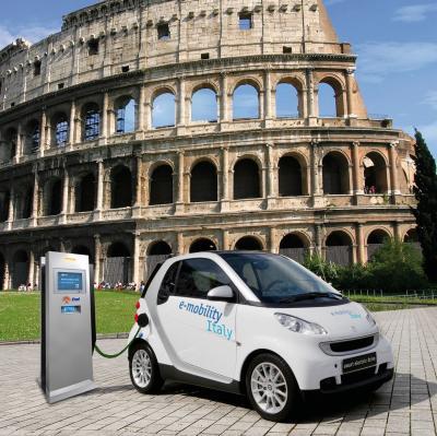 E-mobility Italy